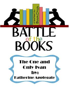 Battle of the Books Questions: The One and Only Ivan by Katherine Applegate
