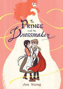 Battle of the Books Questions: The Prince and the Dressmaker by Jen Wang