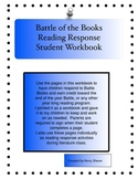 Battle of the Books Reading Response Workbook