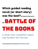 Battle of the Books Speech and Debate Guide
