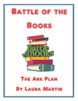 Battle of the Books: The Ark Plan by Laura Martin