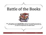Battle of the Books - The Golden Bull