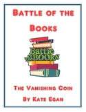 Battle of the Books: The Vanishing Coin by Kate Egan