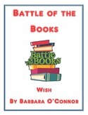 Battle of the Books: Wish by Barbara O'Connor
