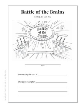 Battle of the Brains (Leveled Readers' Theater, Grade 4)