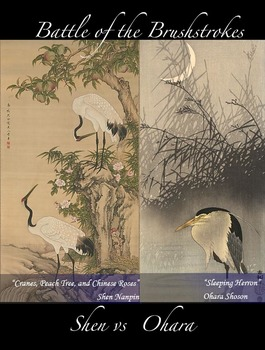 Battle of the Brushstrokes: Chinese Watercolor and Japanese Prints