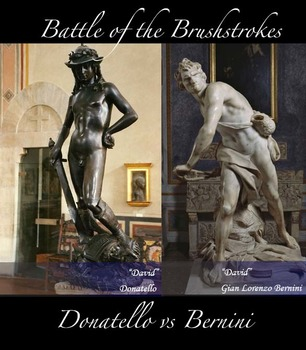 Battle of the Brushstrokes: Discovering David