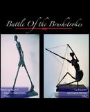 Battle of the Brushstrokes: Distortion Art