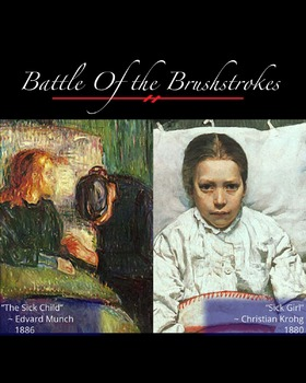 Battle of the Brushstrokes: Illness and Emotion