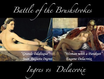 Battle of the Brushstrokes: Repose