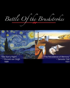 Battle of the Brushstrokes: Time and Space