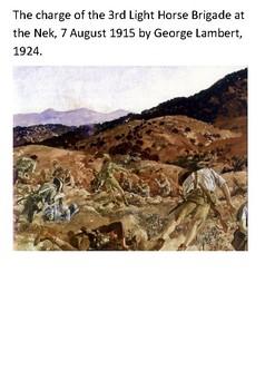 Battle of the Nek - Gallipoli 1915 World War One