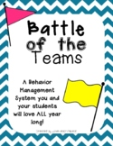 A Behavior Management System: Battle of the Teams {For all