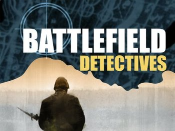 Battlefield Detectives- Gallipoli
