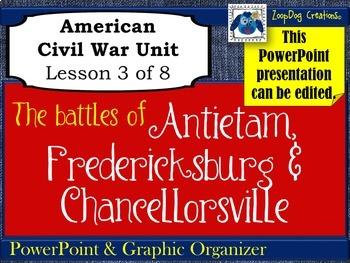 Battle of antietam teaching resources teachers pay teachers battles antietam fredericksburg chancellorsville battles antietam fredericksburg chancellorsville fandeluxe Image collections