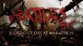 Battles BC Judgment Day at Marathon