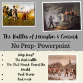 Battles of Lexington and Concord (American Revolution)