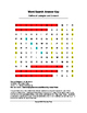 Battles of Lexington and Concord Word Search (Grades 2-5)