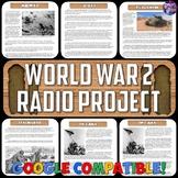 World War 2 Battles Radio Show Project