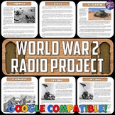 World War 2 Battles Radio Show Project