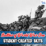 Battles of World War One Skits