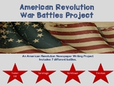 Battles of the American Revolution Project