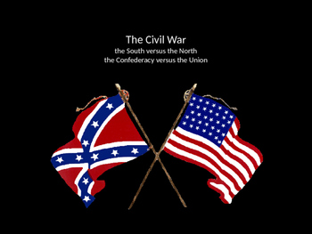 Battles of the Civil War Powerpoint