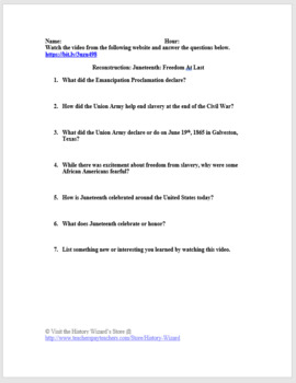 Battles of the Civil War Writing Collection (Student Letters)