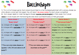 Battleshapes! A fun and easy game about area & perimeter!