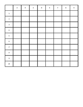 Battleship- ANY subject Review Game