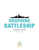 Battleship Activity - Common Core Graphing on a Coordinate Plane