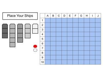 Battleship Board Game Online Learning Google Slides By Lani Burzinski