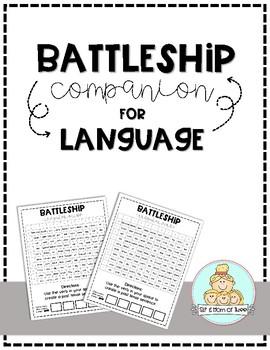 Battleship Companion for Language