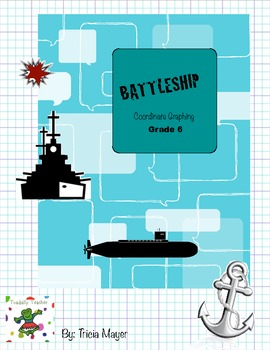 Battleship Coordinate Graphing