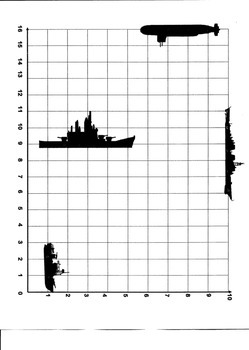 Battleship Coordinate Grid Game
