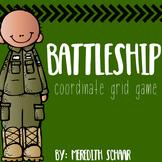 Battleship Coordinate Grid Practice