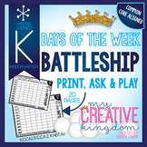 Battleship - Days of the Week Winter Edition 1