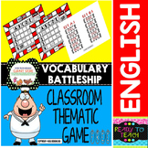 Battleship Free Game (Classroom Thematic Game) for Kinders