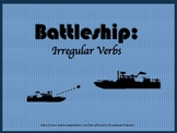 Battleship: Irregular Verbs