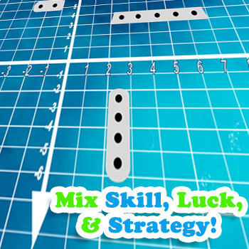 Battleship & Monopoly Google Slides Template Two Pack