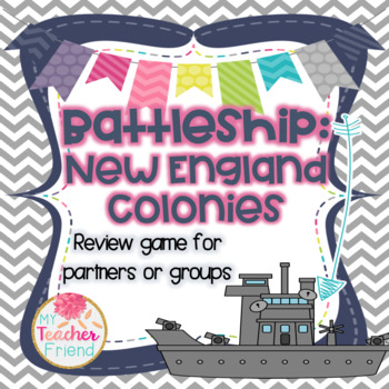Battleship: New England Colonies