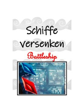 Battleship * Pac For German ~ Schiffe versenken
