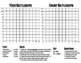 Battleship: Play with Ordered Pairs on First-Quadrant Coordinate
