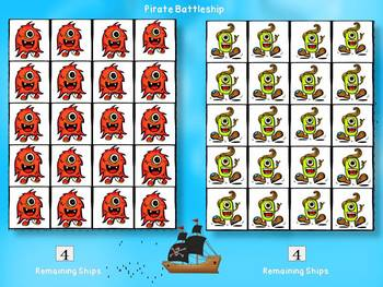 Battleship Review Game Template Power Point Editable By Amanda S Esl