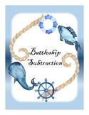Battleship Subtraction 0-20