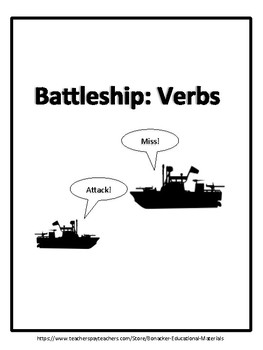 Battleship: Verbs