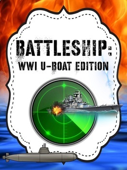 Battleship: WWI U-Boat Edition
