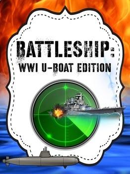 Battleship: WWI U-Boat Edition