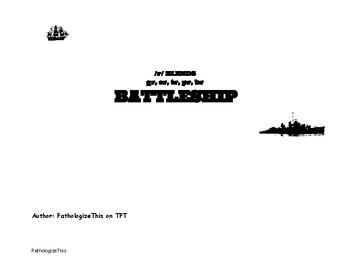 Battleship for Initial /r/ Blends