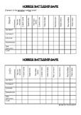 Battleship game: Hobbies
